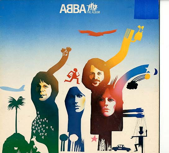 Albumcover Abba - The Album