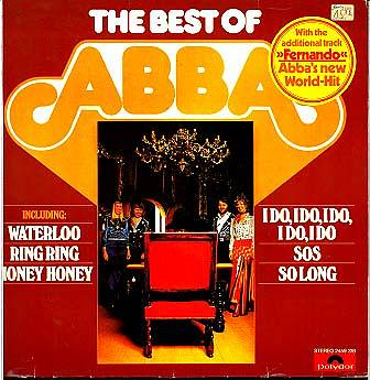 Albumcover Abba - The Best of Abba