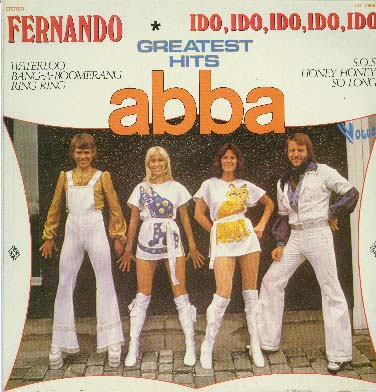 Albumcover Abba - Greatest Hits