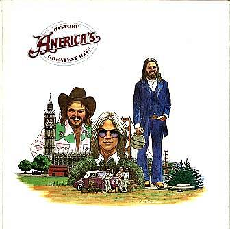 Albumcover America - History - Americas Greatest Hits