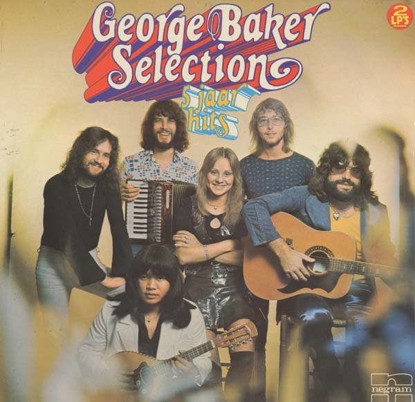 Albumcover George Baker Selection - 5 jaar hits (DLP)