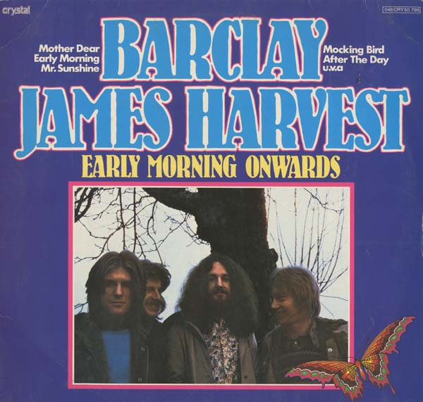 Albumcover Barclay James Harvest - Early Morning Onwards