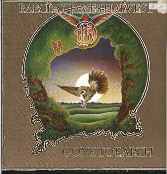 Albumcover Barclay James Harvest - Gone to Earth