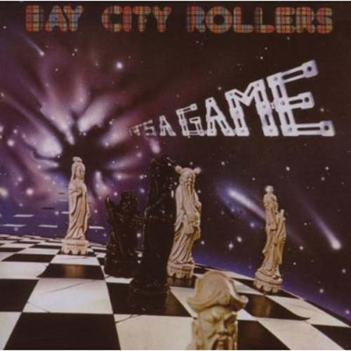 Albumcover Bay City Rollers - It´s A Game