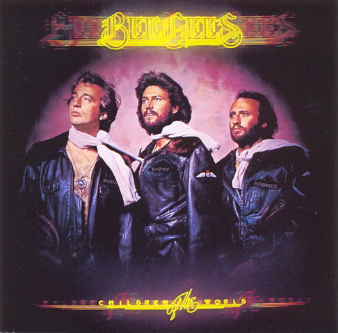 Albumcover The Bee Gees - Children of The World