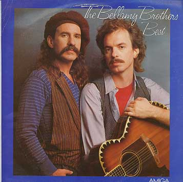 Albumcover The Bellamy Brothers - The Bellamy Brothers Best