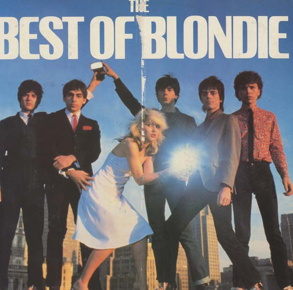 Albumcover Blondie - The Best of Blondie