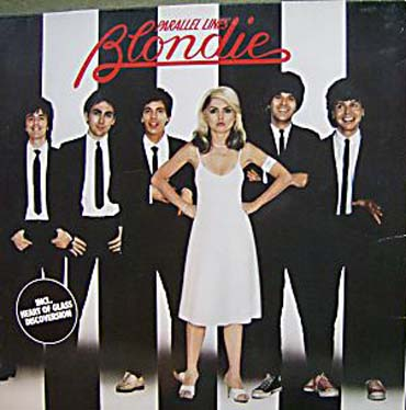 Albumcover Blondie - Parallel Lines