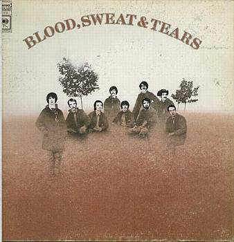 Albumcover Blood Sweat & Tears - Blood Sweat And Tears