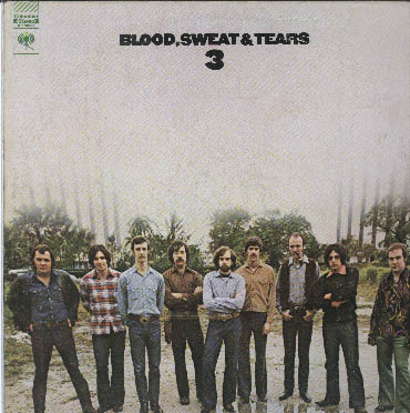 Albumcover Blood Sweat & Tears - Blood Sweat And Tears 3