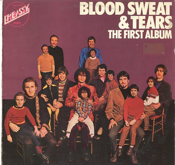 Albumcover Blood Sweat & Tears - The First Album
