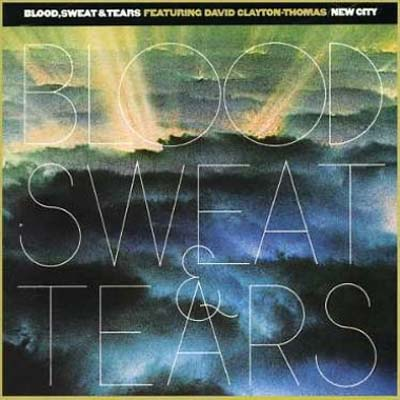 Albumcover Blood Sweat & Tears - New City