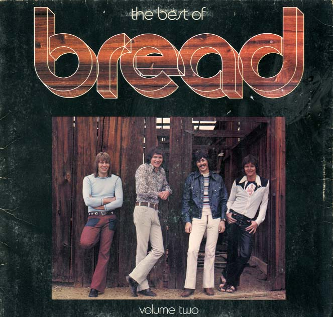 Albumcover Bread - The Best of Bread Volume Two