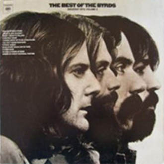 Albumcover The Byrds - The Best of The Byrds - Greatest Hits Volume II