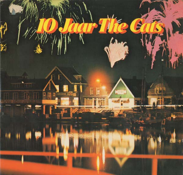 Albumcover The Cats - 10 Jaar The Cats (DLP)
