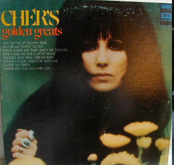 Albumcover Cher - Golden Greats