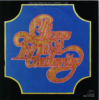 Albumcover Chicago (Band) - Chicago Transit Authority DLP