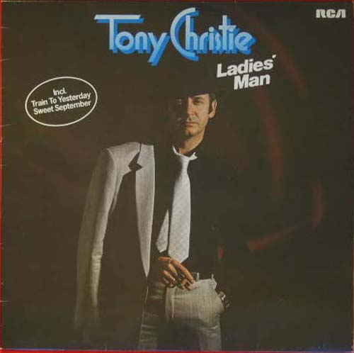 Albumcover Tony Christie - Ladies Man