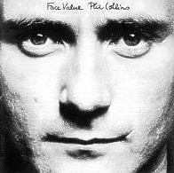 Albumcover Phil Collins - Face Value