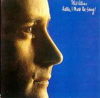 Albumcover Phil Collins - Hello, I Must Be Going