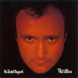 Albumcover Phil Collins - No Jacket Required