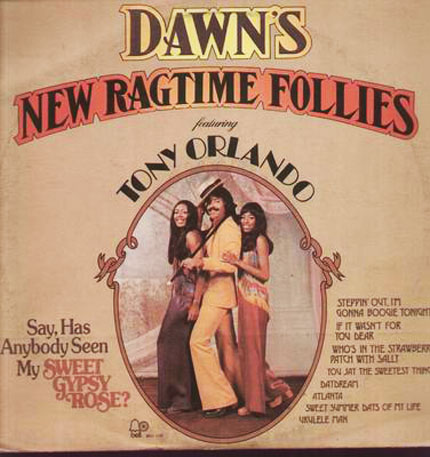 Albumcover Dawn (feat. Tony Orlando) - New Ragtime Follies