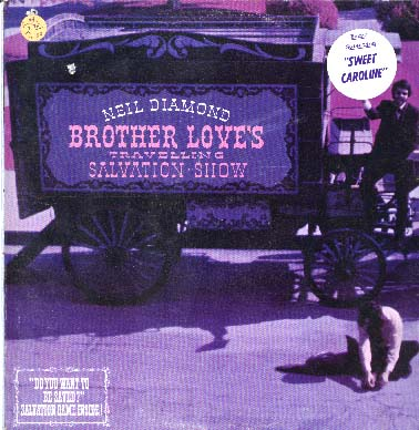 Albumcover Neil Diamond - Brother Love´s  Travelling Salvation Show