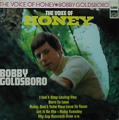 Albumcover Bobby Goldsboro - The Voice Of Honey