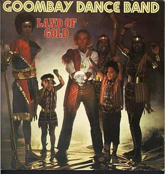 Albumcover Goombay Dance Band - Land of Gold
