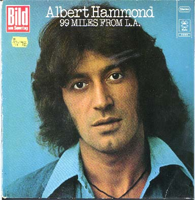 Albumcover Albert Hammond - 99 Miles From L.A.