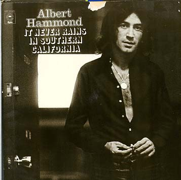 Albumcover Albert Hammond - It Never Rains In Southern California