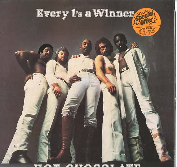 Albumcover Hot Chocolate - Every 1´s A Winner