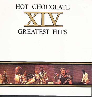 Albumcover Hot Chocolate - XIV Greatest Hits