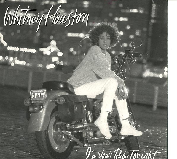 Albumcover Whitney Houston - I m Your Baby Tonight