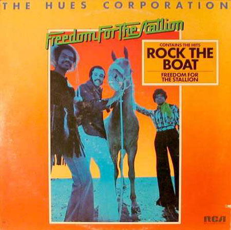 Albumcover Hues Corporation - Freedom for the Stallion