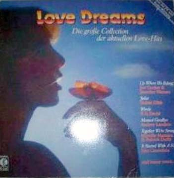 Albumcover k-tel Sampler - Love Dreams