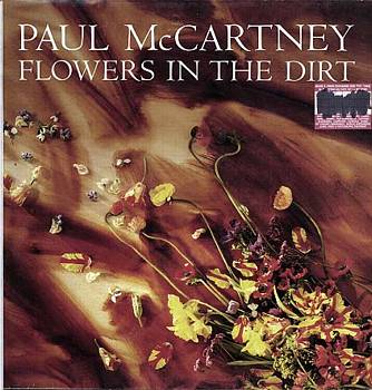 Albumcover Paul McCartney - Flowers In The Dirt