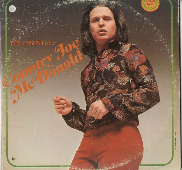 Albumcover Country Joe (McDonald) and The Fish - Essential  (DLP) (Country Joe McDnald)