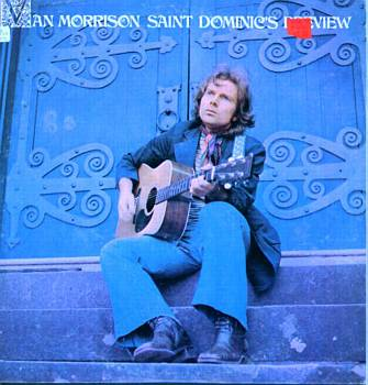 Albumcover Van Morrison - Saint Dominics Preview