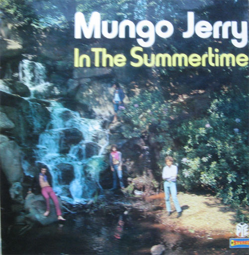 Albumcover Mungo Jerry - Mungo Jerry (In The Summertime)