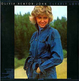 Albumcover Olivia Newton-John - Clearly Love