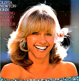 Albumcover Olivia Newton-John - Making A Good Thing Better