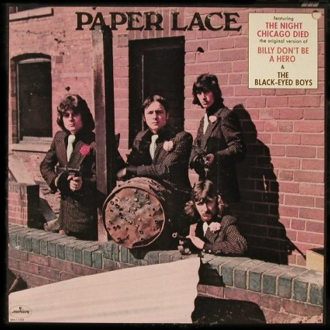 Radio Vickers My Vinyl Attic Paper Lace Paper Lace 1974