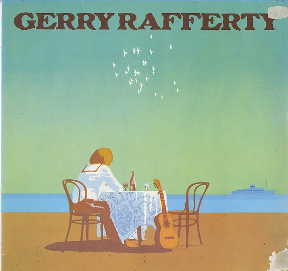 Albumcover Gerry Rafferty - Gerry Rafferty