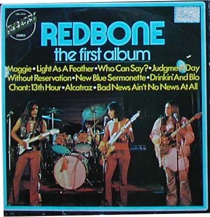 Albumcover Redbone - The First Album
