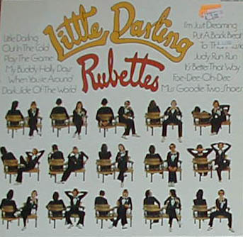 Albumcover The Rubettes - Little Darling