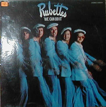 Albumcover The Rubettes - We Can Do It