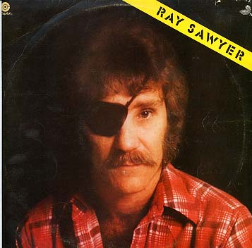 Albumcover Ray Sawyer - Ray Sawyer