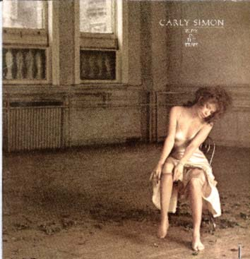 Albumcover Carly Simon - Boys In The Trees