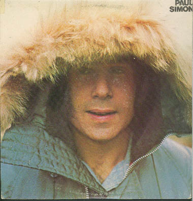 Albumcover Paul Simon - Paul Simon